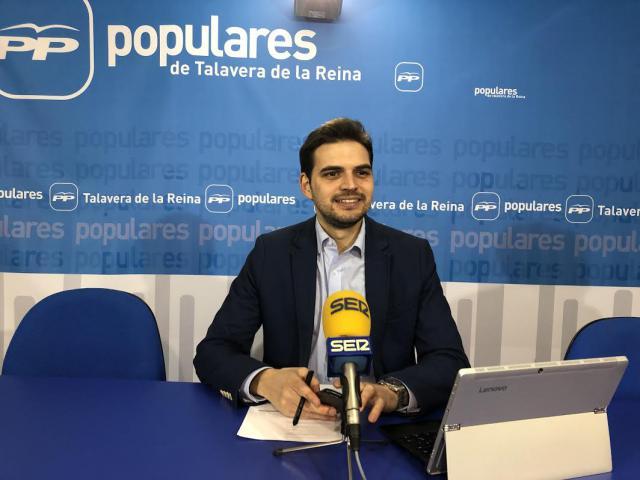 """Serrano dice que es la administración regional """"la que ha puesto zancadillas"""" al Ayuntamiento"""