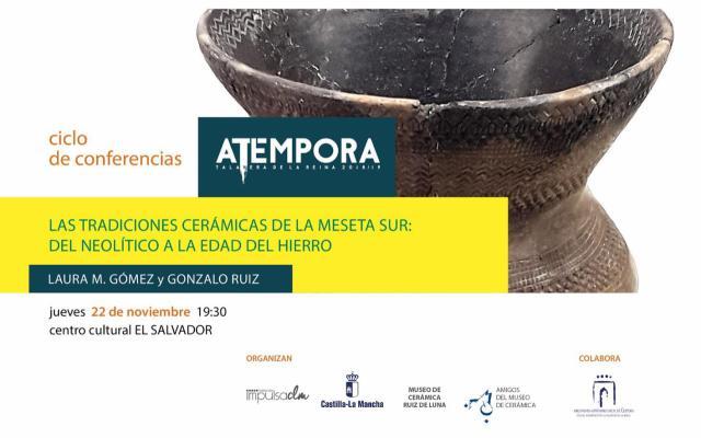Este jueves se celebra la tercera conferencia del ciclo 'aTempora Talavera'