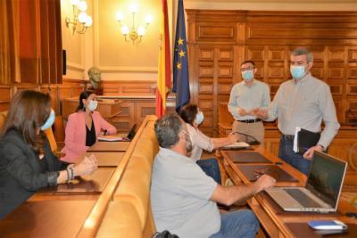 DIPUTACIÓN   Ayudas para asociaciones de la provincia: Down Talavera, AFATA, COCEMFE...