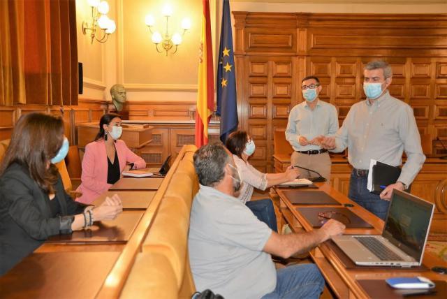 DIPUTACIÓN | Ayudas para asociaciones de la provincia: Down Talavera, AFATA, COCEMFE...