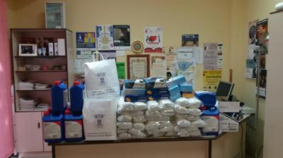 TALAVERA | El Ayuntamiento entrega más material antiCovid a entidades sociosanitarias y de atención a la Discapacidad