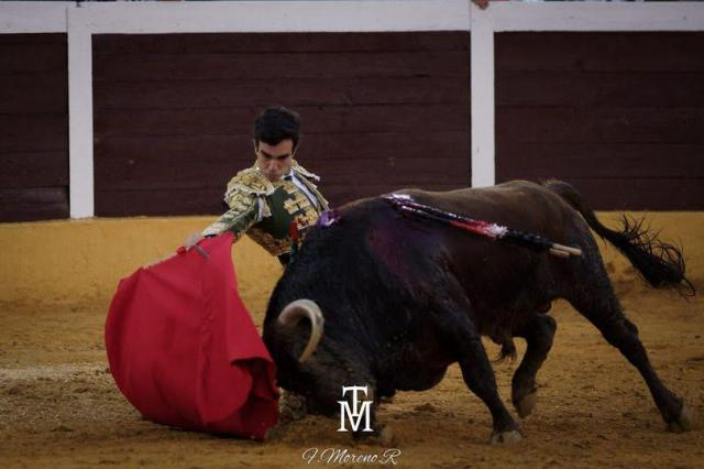 TOROS | Tomás Rufo elegido 'Mejor novillero de la Gira de la Reconstrucción'