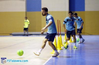 FUTSAL | El Soliss FS Talavera prepara tres encuentros consecutivos en el 'Primero de Mayo'