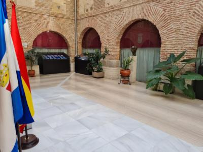 NIVEL 2   Talavera recupera la actividad cultural: bibliotecas, teatros...