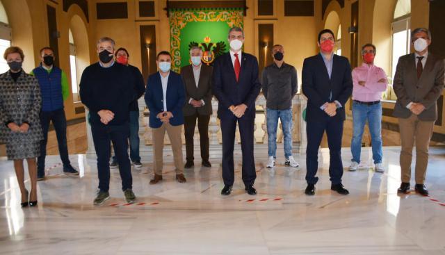 TOLEDO | Unidad en defensa del sector aeroespacial de la provincia