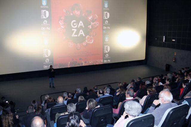 El cortometraje 'Gaza', ganador de un Goya, triunfa en Talavera