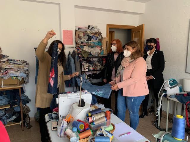 TALAVERA | Apoyo al proyecto 'Más allá del reciclaje' de la Asociación Aurelio de León