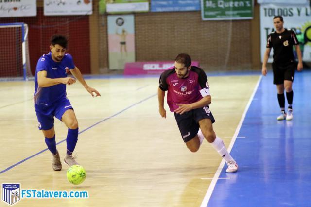 PREVIA | El Soliss FS Talavera recibe en el 'Primero de Mayo' al Rivas Futsal