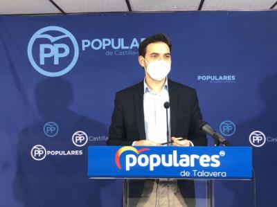 TALAVERA | Serrano pide a PSOE que recule y apoye las enmiendas del PP