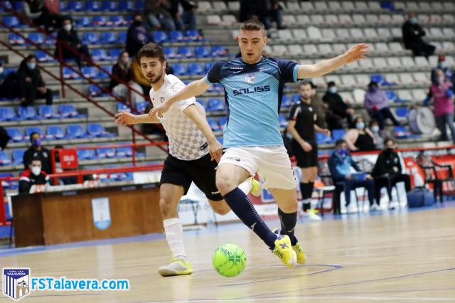 PREVIA | El Soliss FS Talavera repite con Rivas Futsal para echar el cierre al 2020