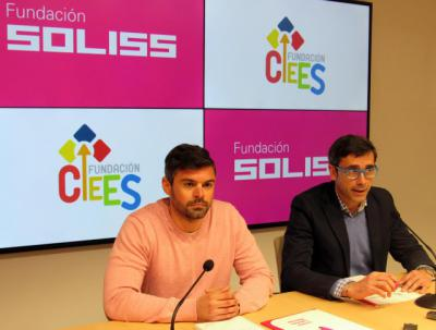 Soliss y CIEES destinarán 10.000 euros para la inserción laboral de personas con discapacidad