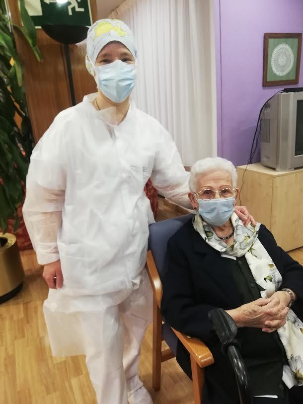 DÍA HISTÓRICO   Castilla-La Mancha inicia la administración de la vacuna frente al coronavirus