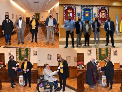 TALAVERA | Reconocimiento a las Antiguas Tierras, colectivos y asociaciones por su apoyo a las Mondas durante la pandemia