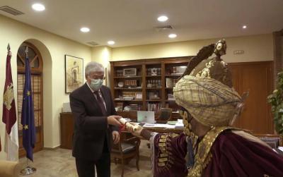 ILLESCAS | Los Reyes Magos envían una carta al Ayuntamiento