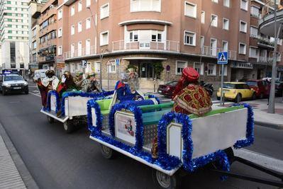 VÍDEO | Los Reyes Magos ya recorren Talavera: horarios y rutas
