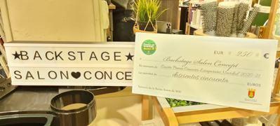 NAVIDAD | El Ayuntamiento entrega los cheques a los ganadores del Concurso de Escaparates