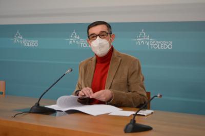 INVERSIÓN | La Diputación de Toledo destinará 10 millones a la creación de empleo