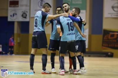 FUTSAL | El Soliss FS Talavera vuelve a la senda de la victoria