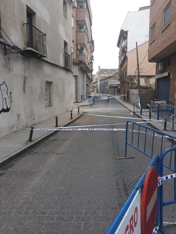 TALAVERA | Ayuntamiento y propietario trabajan la demolición de la casa de la calle del Carmen