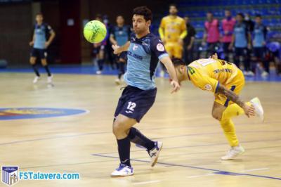 FUTSAL | El Soliss FS Talavera afronta la semifinal del Trofeo JCCM