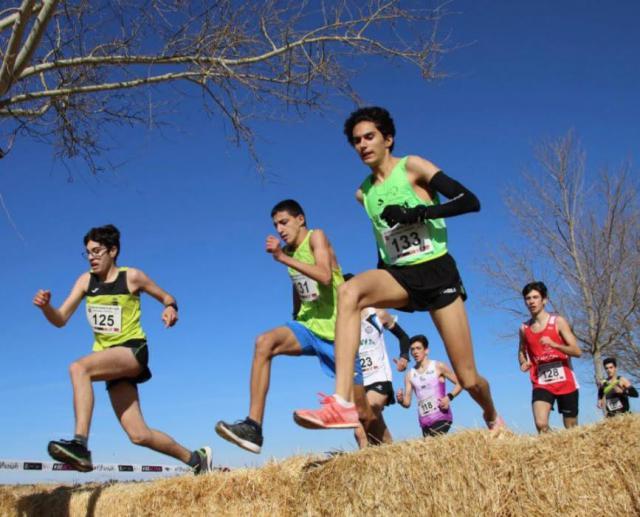 TORRIJOS | El atleta Álvaro Ramírez, en el XXXIII Campeonato Regional Campo a Través