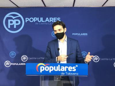 TALAVERA | Serrano critica al PSOE por no tener aprobado el Presupuesto