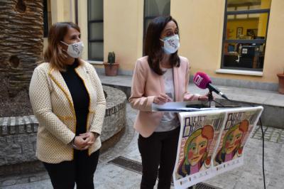TALAVERA | Un nuevo mural ensalzará el papel de varias mujeres a lo largo de la historia