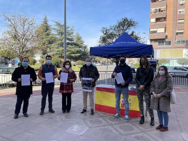 TALAVERA | Gregorio, Riolobos y Serrano piden
