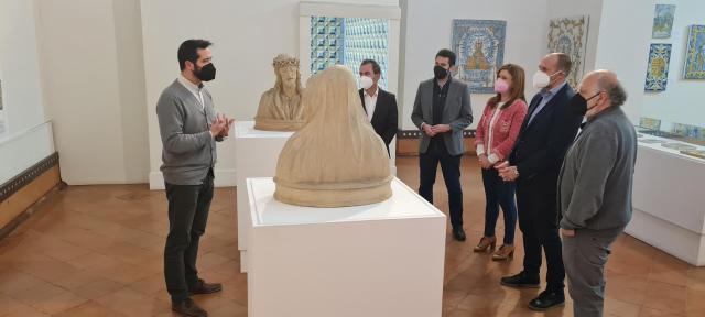 TALAVERA | Descubre las piezas de cerámica de Ruiz de Luna vinculadas a la Semana Santa