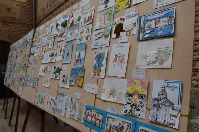 TALAVERA | Más de 100 dibujos muestran las Mondas vistas por los más pequeños