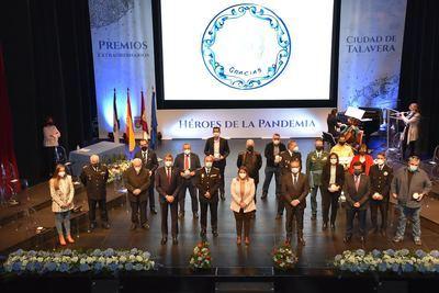 FOTOS | Emoción y muchos héroes en los Premios 'Ciudad de Talavera'