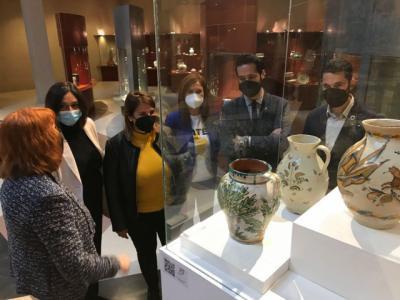 TALAVERA | El Museo Ruiz de Luna, ejemplo de conservación y difusión de la cerámica