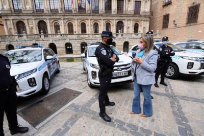 TOLEDO   El Ayuntamiento estudia ampliar y renovar el cuartel de la Policía Local