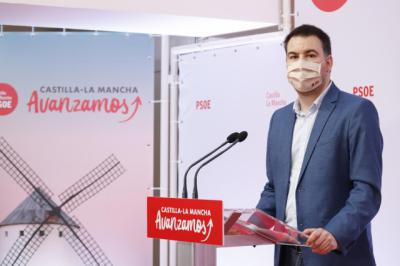 CLM | Contundente respuesta del PSOE a Núñez a 'golpe de titulares'