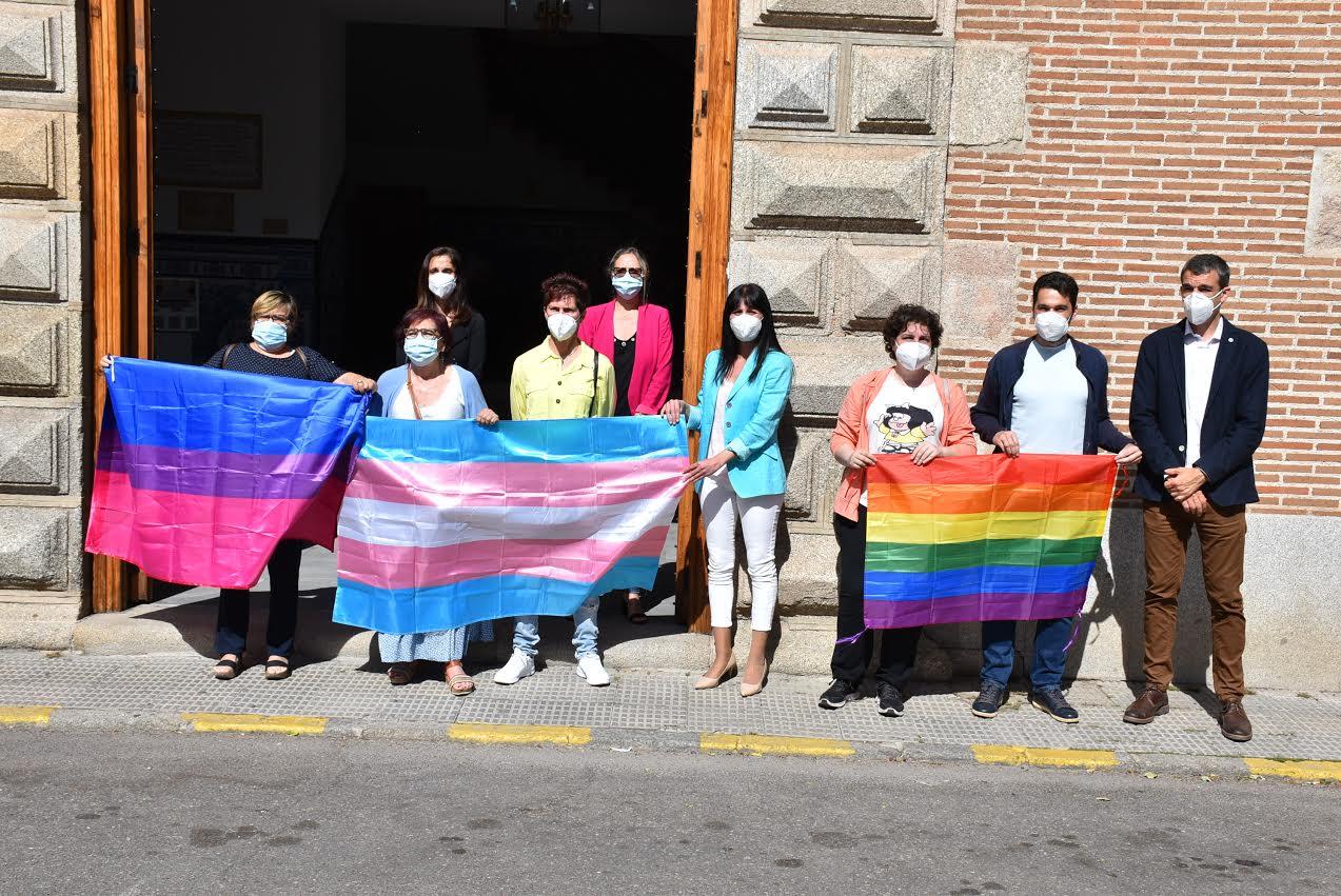 El Ayuntamiento muestra su compromiso contra la LGTBIfobia