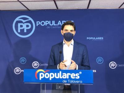 Serrano espera que Page apoye a la plataforma logística con financiación