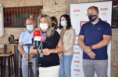 Tolón anuncia una 'importante' inversión para el Polígono industrial