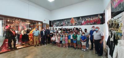 La Junta felicita al `Villas del Tajo´ por el proyecto 'Conociendo nuestras raíces'