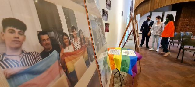 Talavera de la Reina celebra el Orgullo LGTBI+