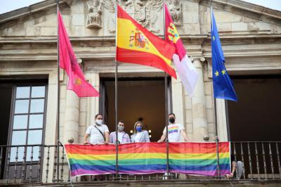 Toledo reivindica los derechos LGTBI+ con actividades para todos los públicos