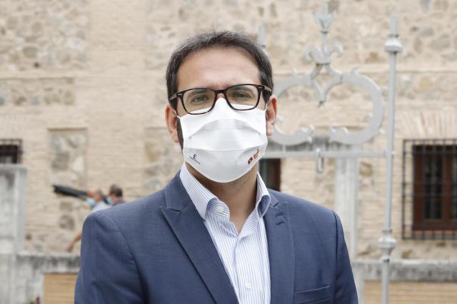 Gutiérrez pregunta al PP CLM por qué 'oculta' cuándo se vacunará Paco Núñez