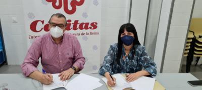 El Gobierno de Talavera reafirma su compromiso con Cáritas: convenio de 31.000 euros