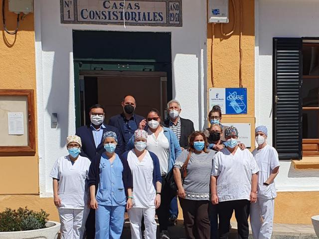 La comarca de Talavera, entre las más beneficiadas en Ayuda a Domicilio