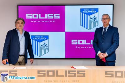 FS Talavera y Seguros Soliss renuevan su compromiso