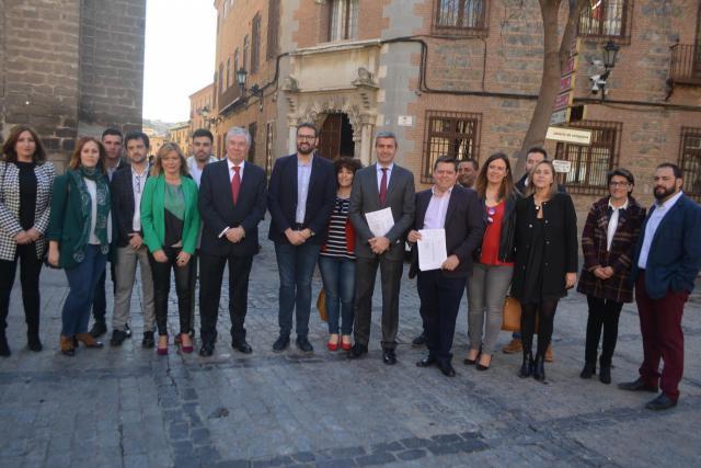 El PSOE Toledo confía en que podría obtener 'perfectamente' tres diputados al Congreso y otros tres al Senado