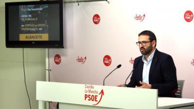 El PSOE inicia una campaña para explicar los logros de Page en materia de empleo