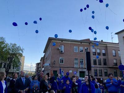 Talavera celebró en el Día Mundial de Concienciación sobre el Autismo