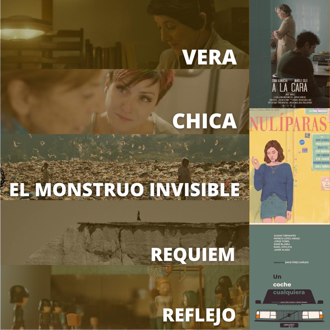 PREMIOS PÁVEZ | Puedes ver gratis los cortos ganadores