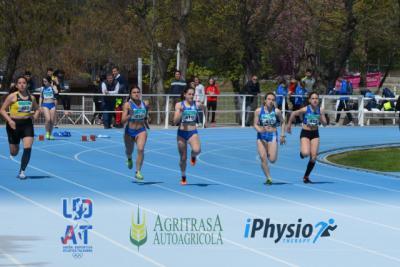 La UDAT logra 27 medallas en el Campeonato Provincial Escolar