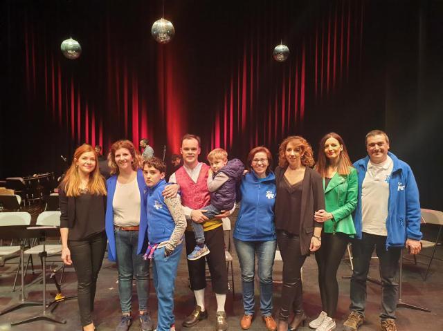 Música, radio y danza en favor de TEA Talavera